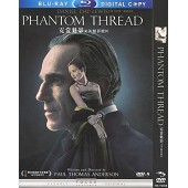 霓裳魅影 Phantom Thread (2017) D...