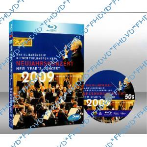 維也納2009新年音樂會 New Year's Concert in Vienna 2009