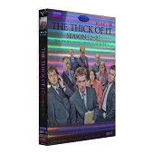 The Thick of It 幕後危機 第1-2季3DVD9