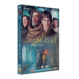 The Name of the Rose 玫瑰之名/玫瑰的名字 第1季 3DVD