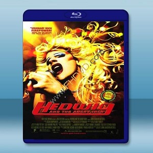 搖滾芭比 Hedwig and the Angry Inch 【2001】 藍光25G