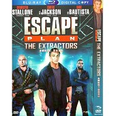 鋼鐵墳墓3 Escape Plan: The Extra...