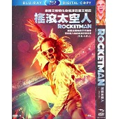 火箭人 Rocketman (2019) DVD