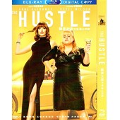 詐騙女神 The Hustle (2019) DVD