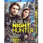 夜幕獵人 Night Hunter (2018) DVD