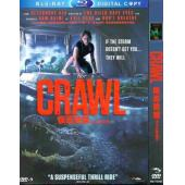鱷魔 Crawl (2019) DVD