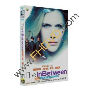 The InBetween 陰陽界 第1季 3DVD