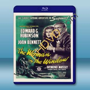 綠窗豔影 The Woman in the Window 【1944】 藍光25G