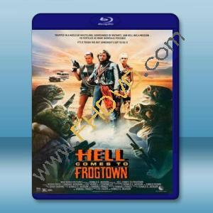 勇闖青蛙城 Hell Comes to Frogtown 【1988】 藍光25G