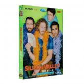 Silicon Valley 矽谷群瞎傳 第1-6季 6DVD