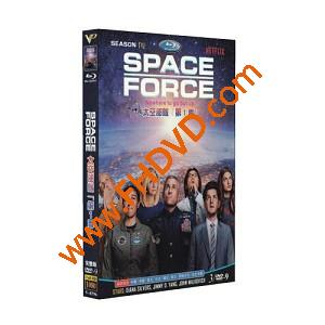 Space Force 太空部隊 第1季 3DVD