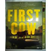初生之犢 First Cow (2019) DVD
