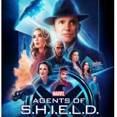 Agents of S.H.I.E.L.D. 神盾局特工 第7季 3DVD